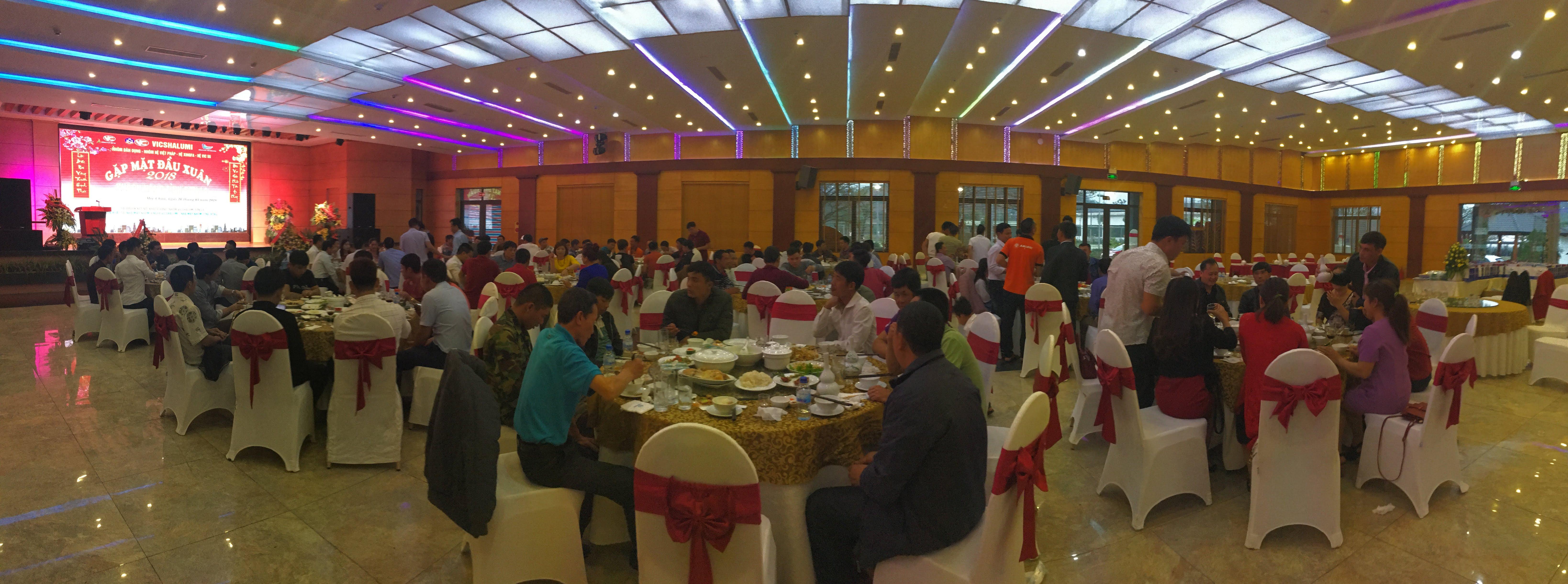 Sự Kiện Tháng 3 Của VIC GROUP Hội Tụ Khách Hàng Tỉnh Sơn La