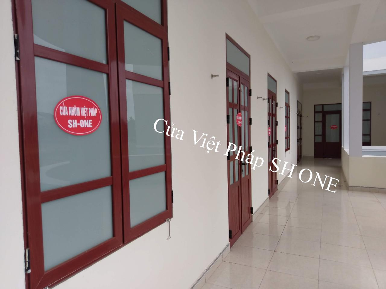 Mẫu Cửa Việt Pháp SH ONE