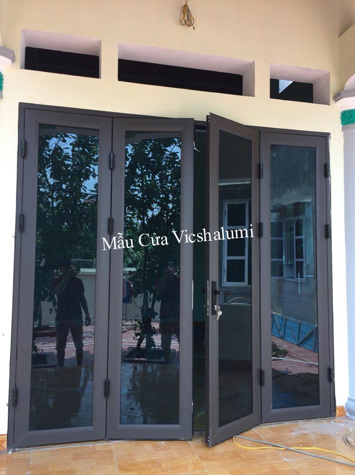 Mẫu Cửa Vicshalumi