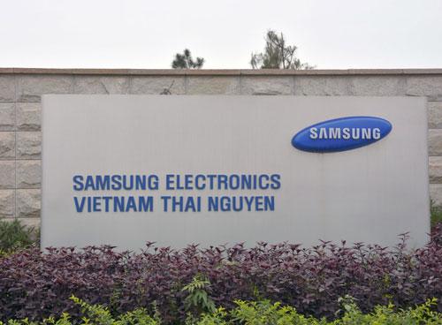 Samsung Thái Nguyên